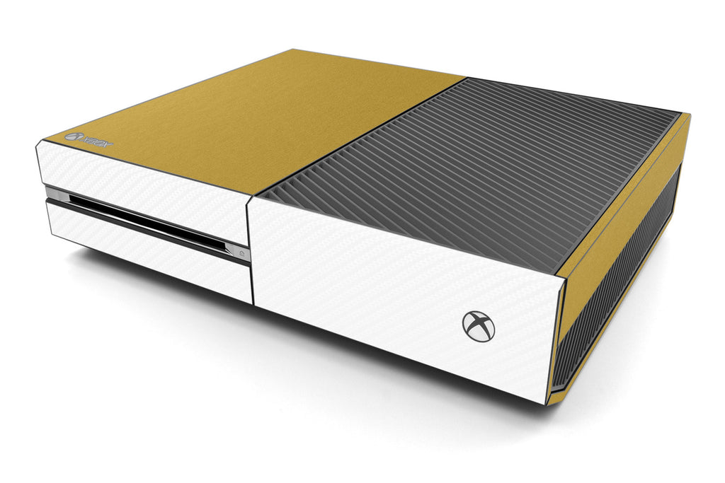 Xbox One Gold Xbox One TwoTone - Brushed