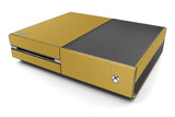 Xbox One Skin - Brushed Metal - iCarbons - 4