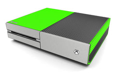 Xbox One Two/Tone - Green/Brushed Aluminum