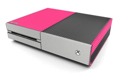Xbox One Two/Tone - Pink/Brushed Aluminum