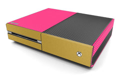 Xbox One Two/Tone - Pink/Brushed Gold