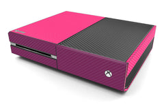 Xbox One Two/Tone - Pink/Purple Carbon Fiber