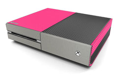 Xbox One Two/Tone - Pink/Brushed Titanium