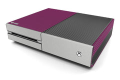 Xbox One Two/Tone - Purple/Brushed Aluminum