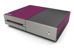 Xbox One Two/Tone - Purple/Brushed Titanium