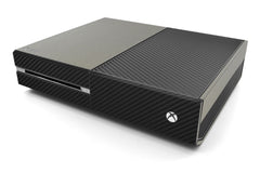 Xbox One Two/Tone - Brushed Titanium/Black Carbon Fiber