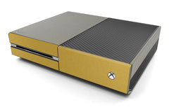 Xbox One Two/Tone - Brushed Titanium/Gold