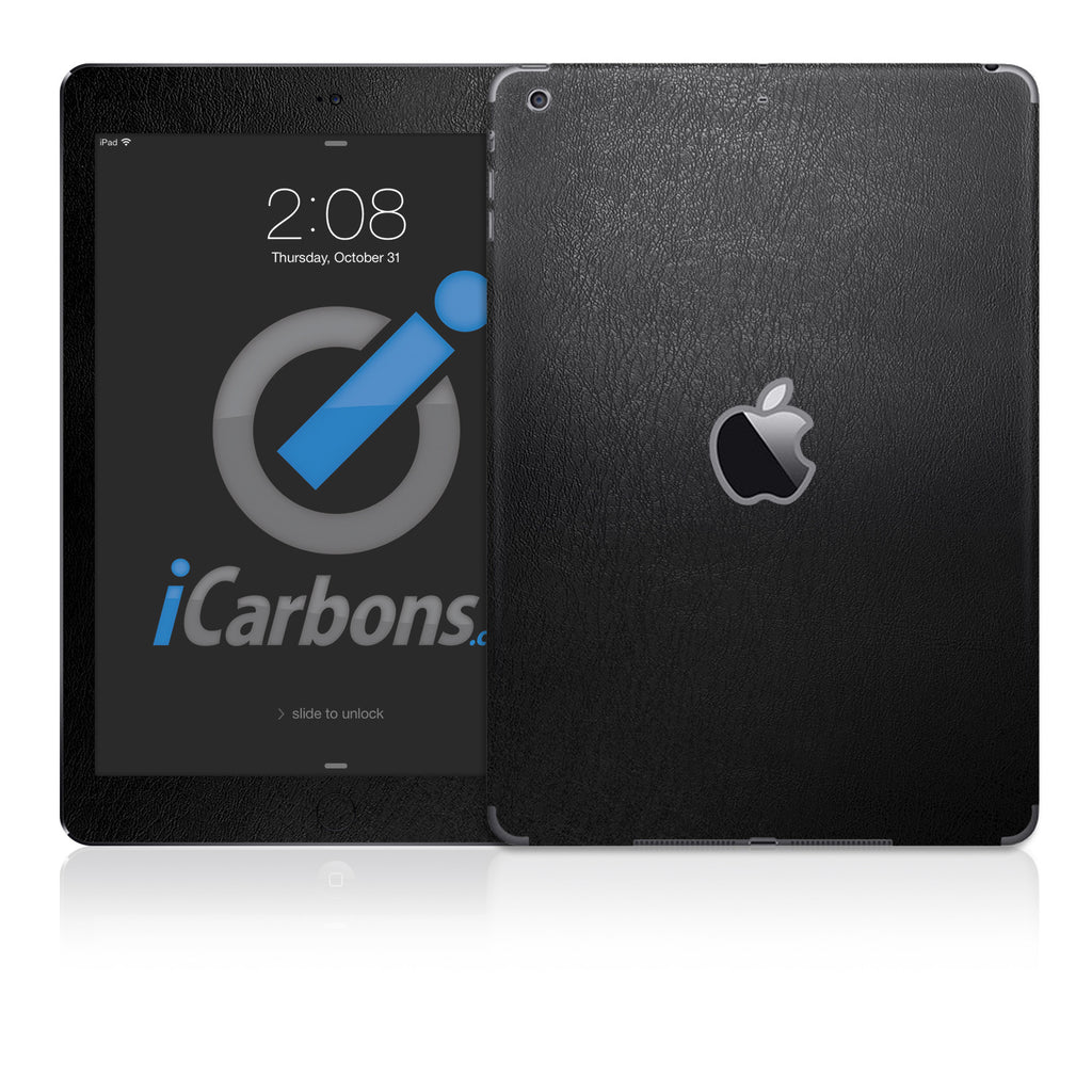 iPad Air Skins - Leather - iCarbons - 1