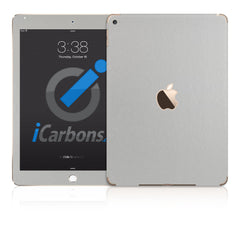 iPad Air 2 Skins - Brushed Metal