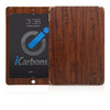 iPad Air 2 Skins - Wood Grain - iCarbons - 3