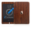 iPad Air 2 Skins - Wood Grain - iCarbons - 1