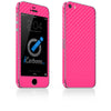 iPhone 5S / SE - Pink Carbon Fiber - iCarbons - 2