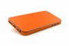 iPhone 5 Skin - Orange Carbon Fiber - iCarbons - 8