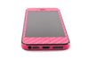 iPhone 5 Skin - Pink Carbon Fiber - iCarbons - 3