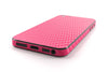 iPhone 5 Skin - Pink Carbon Fiber - iCarbons - 4