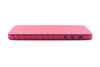 iPhone 5 Skin - Pink Carbon Fiber - iCarbons - 5