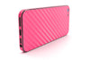 iPhone 5 Skin - Pink Carbon Fiber - iCarbons - 6