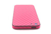 iPhone 5 Skin - Pink Carbon Fiber - iCarbons - 8