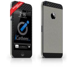 iPhone 5 - Two/Tone - SE Titanium/Black