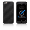iPhone 6 Plus / 6S Plus HD Skin Case - Carbon Fiber - iCarbons - 2