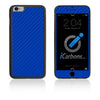 iPhone 6 Plus / 6S Plus HD Skin Case - Carbon Fiber - iCarbons - 13