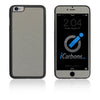 iPhone 6 / 6S HD Skin Case - Brushed Metal - iCarbons - 4