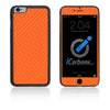 iPhone 6 Plus / 6S Plus HD Skin Case - Carbon Fiber - iCarbons - 16
