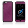 iPhone 6 Plus / 6S Plus HD Skin Case - Carbon Fiber - iCarbons - 15
