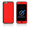 iPhone 6 Plus / 6S Plus HD Skin Case - Carbon Fiber - iCarbons - 10