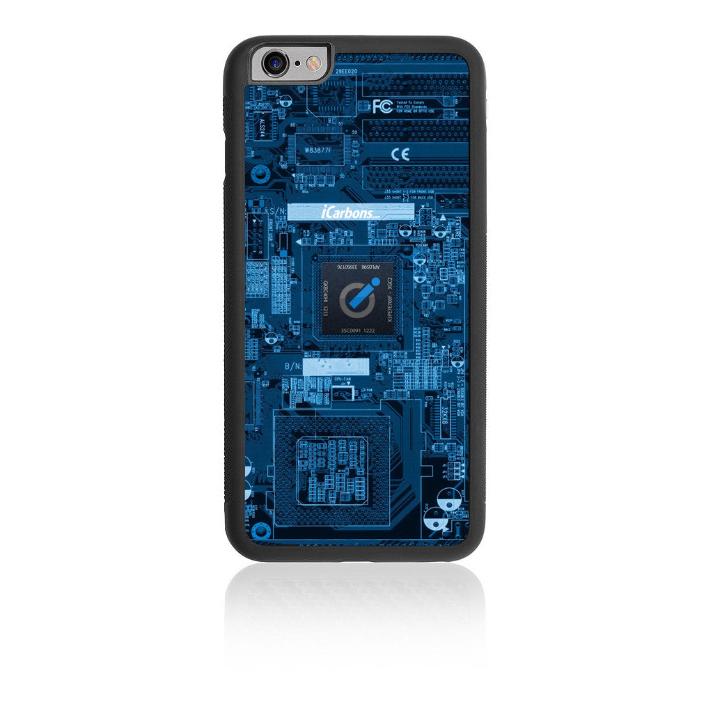 iPhone HD Custom Case - Internal - iCarbons