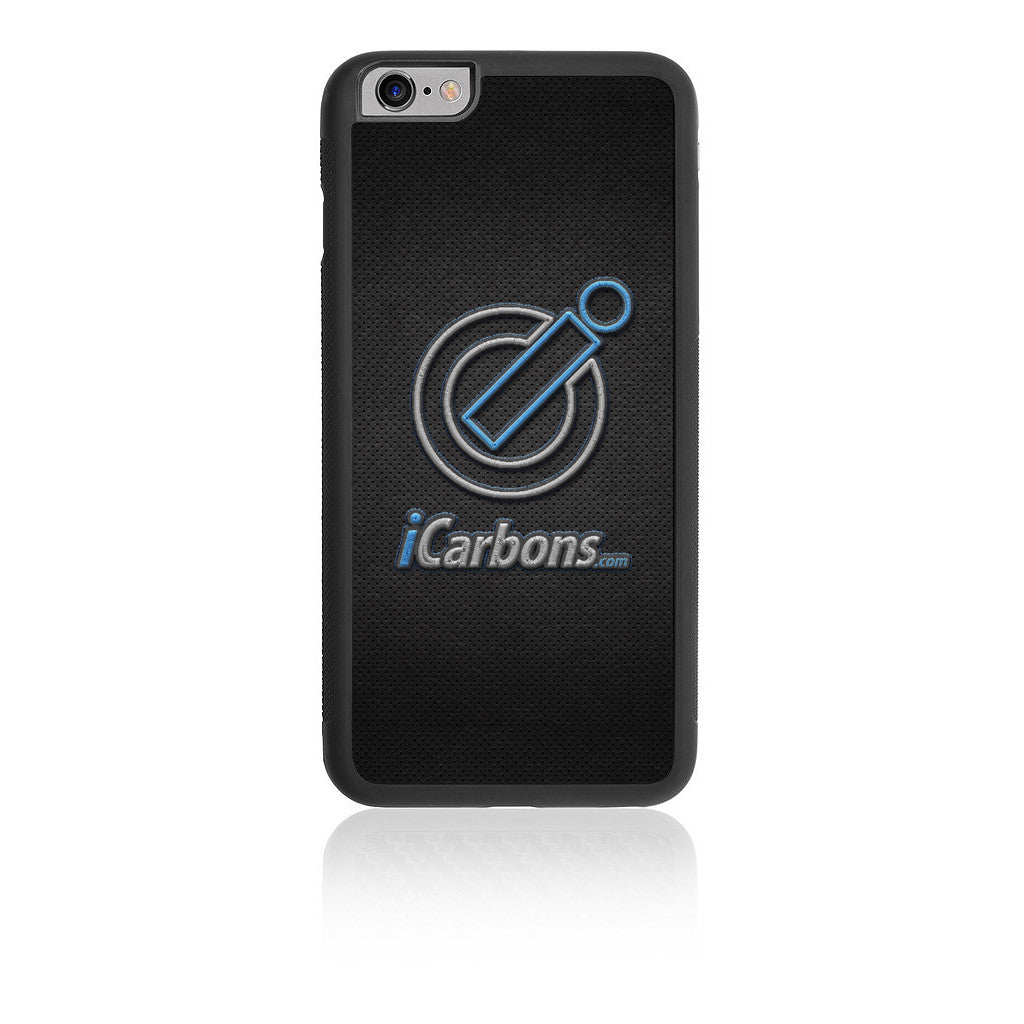 iPhone HD Custom Case - Stitched - iCarbons