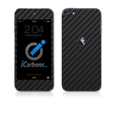 iPod Touch 6th Gen Skins - Carbon Fiber