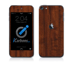 iPod Touch 6th Gen Skins - Wood Grain