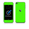 iPod Touch 6th Gen Skins - Carbon Fiber - iCarbons - 6