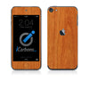 iPod Touch 6th Gen Skins - Wood Grain - iCarbons - 2