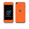 iPod Touch 6th Gen Skins - Carbon Fiber - iCarbons - 8