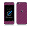 iPod Touch 6th Gen Skins - Carbon Fiber - iCarbons - 7