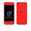 iPod Touch 6th Gen Skins - Carbon Fiber - iCarbons - 2