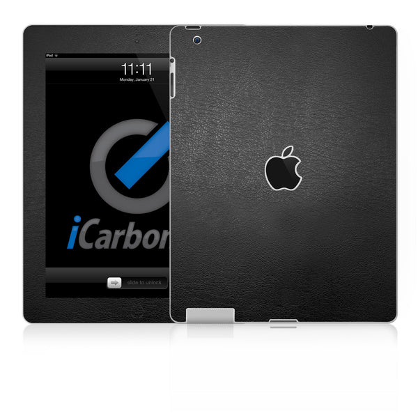 iPad Skins (2nd & 3rd Gen) - Leather - iCarbons - 1