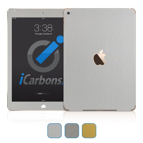 iPad Air 2 Brushed Metal Swatch