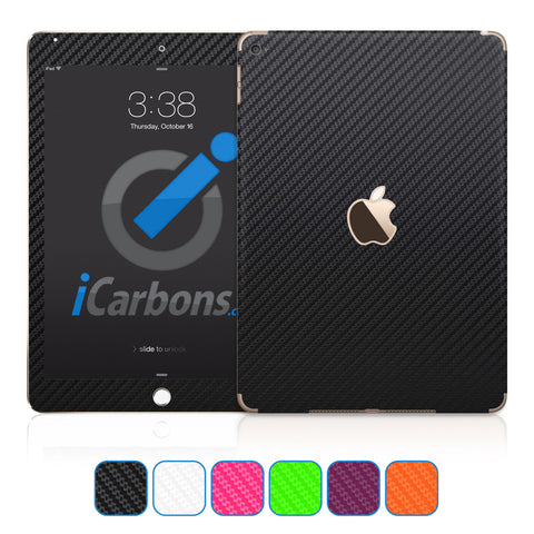 iPad Air 2 Carbon Swatch