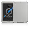 iPad Air Skins - Brushed Metal - iCarbons - 4