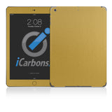 iPad Air Skins - Brushed Metal - iCarbons - 6