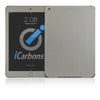 iPad Air Skins - Brushed Metal - iCarbons - 5
