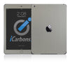 iPad Air Skins - Brushed Metal - iCarbons - 2
