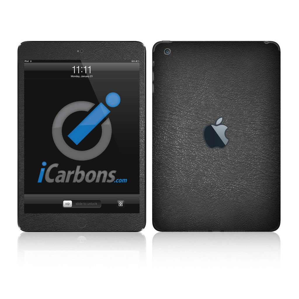 iPad Mini Skins - Leather - iCarbons - 1