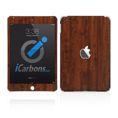 iPad Mini 4 Skins - Wood Grain