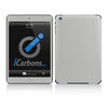 iPad Mini Skins - Brushed Metal - iCarbons - 2