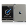 iPad Mini Skins - Brushed Metal - iCarbons - 8
