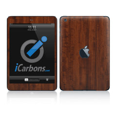 iPad Mini Skins - Wood Grain